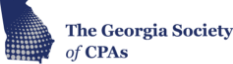 An image of The Georgia Society of CPAs logo.