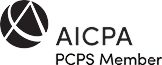 An image of the AICPA PCPS Members logo for SME CPA.