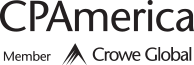 An image of the CPAmerica Crowe Global logo.